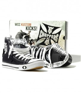 Buty West Coast Choppers Warrior, AK-252
