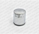 Filtr oleju, Twin Cam chrom, FO-030