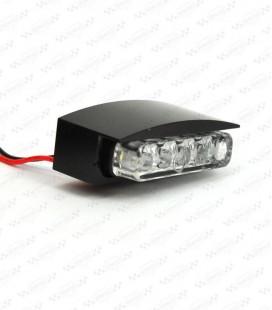 Podświetlenie rejestracji LED, OS-350