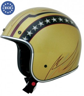 Kask AFX Gold Flake