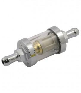 Filtr paliwa, chrom, 1/4 cala, UP-070