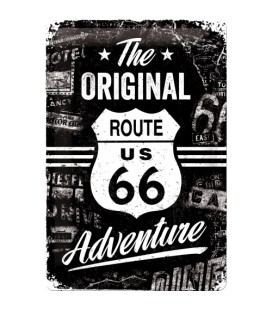 Szyld 30x20 Route66 Original