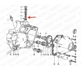 Filtr-sitko oleju do noska. CS-113