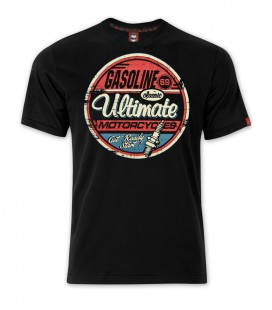 T-shirt Ultimate Classic Black, TSM-026