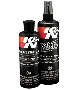 Zestaw do czyszczenia filtra, K&N, OP-017