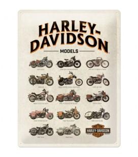 Szyld 30x40 Harley Models