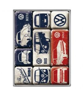 Magnesy, zestaw, VW Original