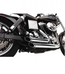 "Wydechy Vance&Hines 2 1/8"" Shortshots Staggered, Chrom 2-2, UW-173"