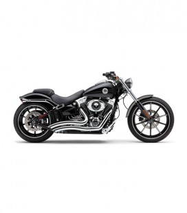 Wydechy Cobra Speedster Short Swept Chrome, UW-285