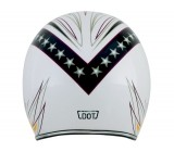 Kask AFX White Metal