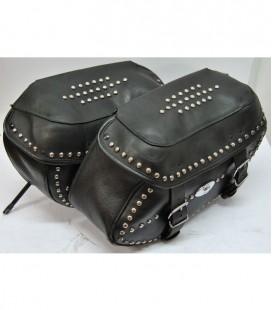 Sakwy boczne (Saddlebags) Harley Sotail Heritage, UZF-16