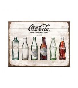 Tabliczka, magnes, Coca-Cola