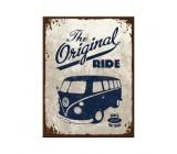 Tabliczka, magnes, VW T1 Original Ride