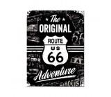 Tabliczka, magnes, US Route 66