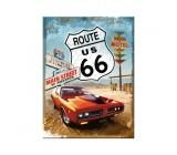 Tabliczka, magnes, Harley Route66