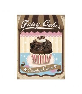 Tabliczka, magnes, FAIRY CAKES