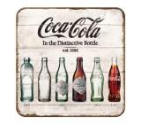 Metalowa podkładka, Coca-Cola