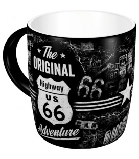 Kubek ROUTE 66