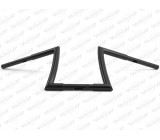 Kierownica, calowa, czarna, KR-087