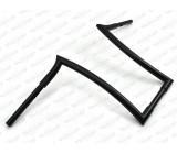 Kierownica, calowa, czarna, KR-096