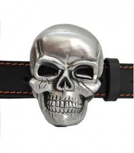 Klamra do pasków, Skull, AK-375