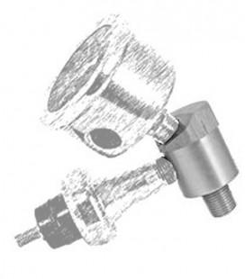 Trójnik pod wskaźnik ciśnienia oleju, FO-009