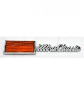 Emblemat Ultra Classic, Harley UZD-014