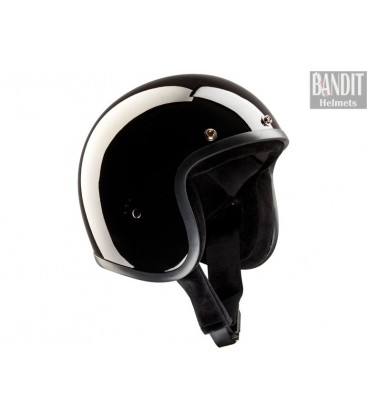Kask Bandit Shiny Black