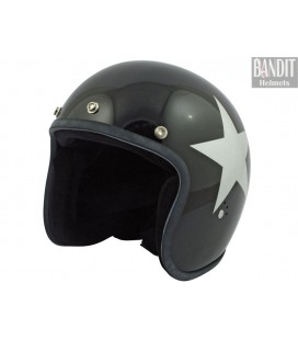 Kask Bandit Jet Star Black