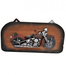 Ozdoba, model Motocykla na ściane, LA-069