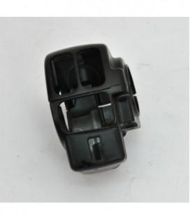 Obudowa przełączników Harley, czarna Prawa, UZE-017