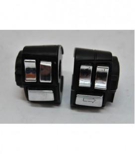 Komplet przełączników, przycisków na kierownice, UZE-029