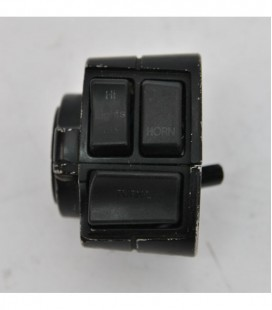 Przełączniki, przyciski Harley, Czarny Lewa, UZE-034