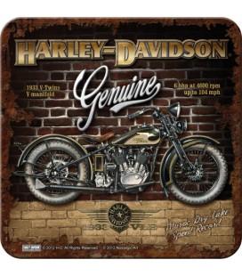 Metalowa podkładka, Harley VLE
