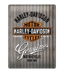 Szyld 30x40 Harley Wall