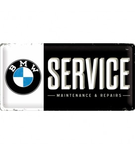 Szyld, tablica, BMW Service