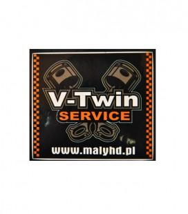 Naklejka V-Twin Service