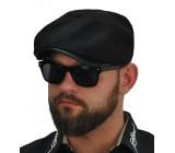 Kaszkiet Gangster Black
