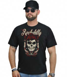 PDK 88 Rockabilly Skull