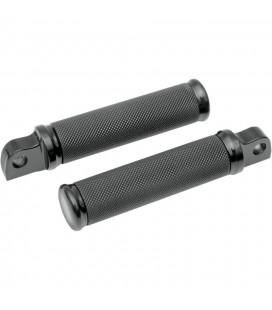 Podnóżki stopki, czarne, PS-156