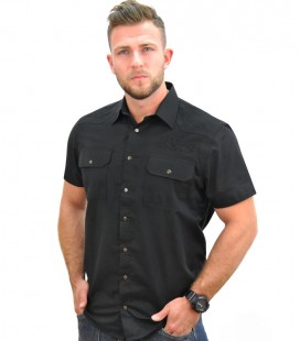 PKK 34 Rockabilly Black
