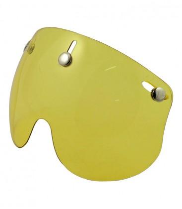 Szybka do kasków Bandit, żółta