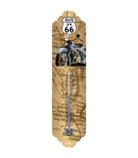 Termometr Route 66