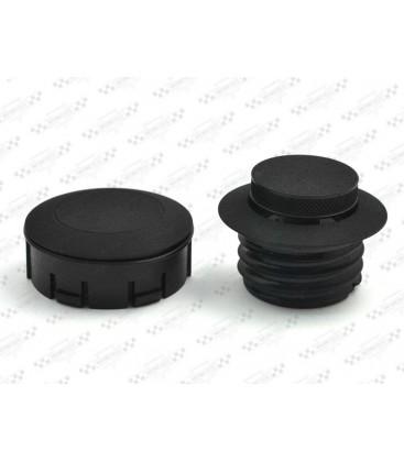 Korki paliwa, czarne, UP-051