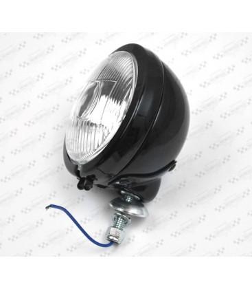 Lampa 4 1/2 czarna, OS-020
