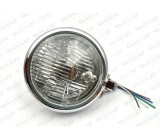 Lampa 5 3/4 chrom, OS-086