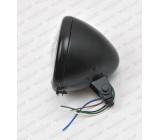 Lampa 5 3/4 czarna, OS-008