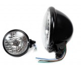 Lampa 5 3/4 czarna, OS-079
