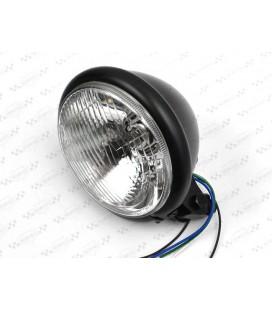 Lampa 5 3/4 czarna, OS-110