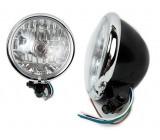 Lampa 5 3/4 czarna, OS-124
